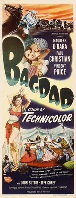 Bagdad movie poster (1949) poster MOV_36dfe258