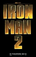Iron Man 2 movie poster (2010) picture MOV_36e17636