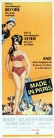 Made in Paris movie poster (1966) picture MOV_36e39674