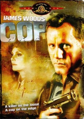 Cop movie poster (1988) poster MOV_36ec1351