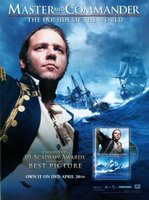 Master and Commander: The Far Side of the World movie poster (2003) picture MOV_36f44cb7