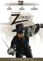 The Mark of Zorro movie poster (1940) picture MOV_37080a5d