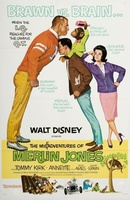 The Misadventures of Merlin Jones movie poster (1964) picture MOV_371cb2b1