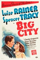Big City movie poster (1937) picture MOV_371dcb46