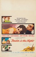Tender Is the Night movie poster (1962) picture MOV_371f3478