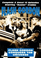 Flash Gordon Conquers the Universe movie poster (1940) picture MOV_371f6216