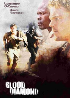 Blood Diamond movie poster (2006) poster MOV_37216167