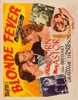 Blonde Fever movie poster (1944) picture MOV_37269051