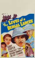 The Lives of a Bengal Lancer movie poster (1935) picture MOV_3726b785