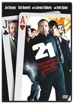 21 movie poster (2008) poster MOV_3727e0ed
