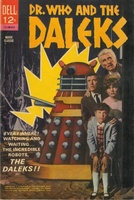 Dr. Who and the Daleks movie poster (1965) picture MOV_37327c4d