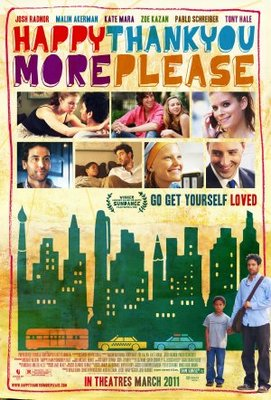 HappyThankYouMorePlease movie poster (2010) poster MOV_373ae7b4