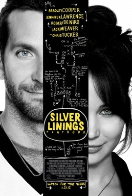Silver Linings Playbook movie poster (2012) poster MOV_373fb1c4