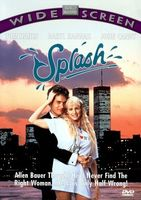 Splash movie poster (1984) picture MOV_3741836b