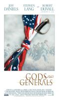 Gods and Generals movie poster (2003) picture MOV_374530dd