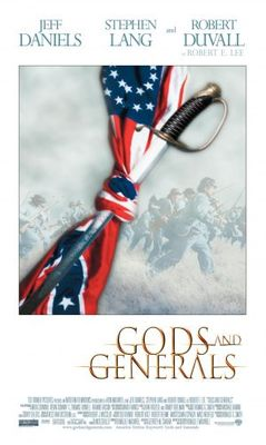 Gods and Generals movie poster (2003) poster MOV_374530dd