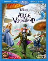 Alice in Wonderland movie poster (2010) picture MOV_3746401e