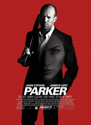 Parker movie poster (2013) poster MOV_37519215