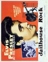 Jailhouse Rock movie poster (1957) picture MOV_375805a8