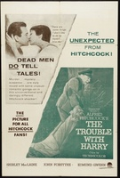 The Trouble with Harry movie poster (1955) picture MOV_3765b2d1