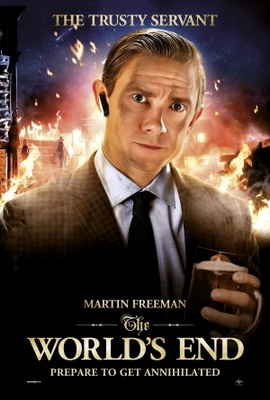The World's End movie poster (2013) poster MOV_376939f8