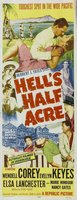 Hell's Half Acre movie poster (1954) picture MOV_376b08cc