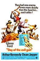 Day of the Evil Gun movie poster (1968) picture MOV_376b94b3