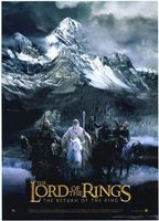 The Lord of the Rings: The Return of the King movie poster (2003) picture MOV_376dafa9