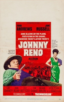 Johnny Reno movie poster (1966) poster MOV_376dc44f