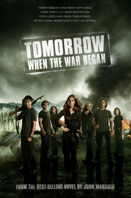 Tomorrow, When the War Began movie poster (2010) poster MOV_376f811c
