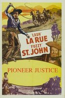 Pioneer Justice movie poster (1947) picture MOV_37730e77