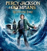 Percy Jackson & the Olympians: The Lightning Thief movie poster (2010) picture MOV_3781887f