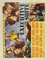 Executive Suite movie poster (1954) picture MOV_3782e853
