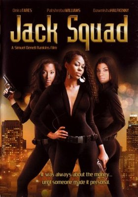 Jack Squad movie poster (2009) poster MOV_3789296e