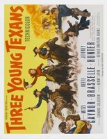 Three Young Texans movie poster (1954) picture MOV_378ae853