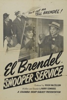 Snooper Service movie poster (1945) picture MOV_378b7b76