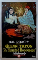 The Haunted Honeymoon movie poster (1925) picture MOV_379207bc