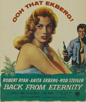 Back from Eternity movie poster (1956) picture MOV_379549cc