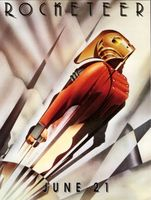 The Rocketeer movie poster (1991) picture MOV_379e2590