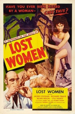 Mesa of Lost Women movie poster (1953) poster MOV_379fd55b