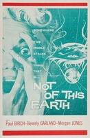 Not of This Earth movie poster (1957) picture MOV_37a60dcf