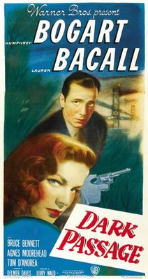 Dark Passage movie poster (1947) poster MOV_37a71e85