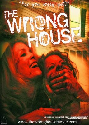 The Wrong House movie poster (2009) poster MOV_37ac6daf