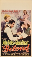 Beloved movie poster (1934) picture MOV_37b59809
