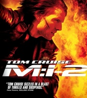 Mission: Impossible II movie poster (2000) picture MOV_37b61469