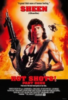 Hot Shots! Part Deux movie poster (1993) picture MOV_37b6f5cd