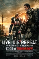 Edge of Tomorrow movie poster (2014) picture MOV_37c24d1e