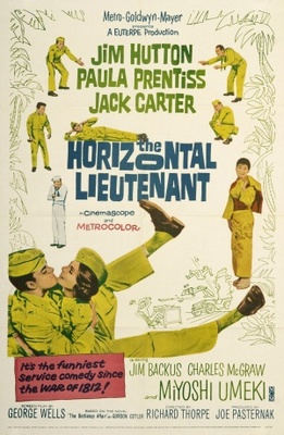 The Horizontal Lieutenant movie poster (1962) poster MOV_37c76a76