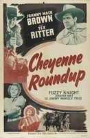 Cheyenne Roundup movie poster (1943) picture MOV_37ca0e46