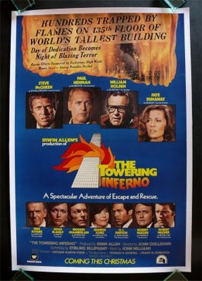 The Towering Inferno movie poster (1974) poster MOV_37d26ed2